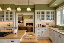 Kitchens / Check out my site: www.triedandtrueprojects.com for ideas about this and other types of projects!