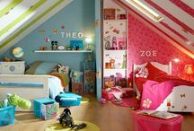 Kids rooms! / Check out my site: www.triedandtrueprojects.com for ideas about this and other types of projects!