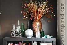 Project ideas - home decor / Check out my site: www.triedandtrueprojects.com for ideas about this and other types of projects!