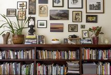 Shelves! / Check out my site: www.triedandtrueprojects.com for ideas about this and other types of projects!