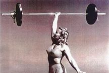 Vintage #GORGOgirls / Women and Fitness In The Past / by GORGO Women's Fitness Mag