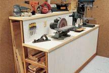 Garages & shed ideas