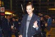 Models at Airports