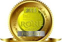 2015 RONE Cover Winners / Spotlighting the very best and rewarding excellence in the 2014 Indie and Small Publishing Industry in Cover Design