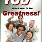 YOU WERE MADE FOR GREATNESS! / This board focuses on my non-fiction book titled YOU WERE MADE FOR GREATNESS! DISCOVERING YOUR TRUE IDENTITY IN JESUS CHRIST