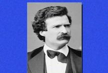A STUDENT'S GUIDE TO MARK TWAIN / This book focuses on my non-fiction book, A STUDENT'S GUIDE TO MARK TWAIN, the third book in my three-volume series titled OUTSTANDING AMERICAN AUTHORS. https://www.amazon.com/Students-Guide-Outstanding-American-Authors-ebook/dp/B0158TEV7K/ref=sr_1_1?ie=UTF8&qid=1468364032&sr=8-1&keywords=A+Student%27s+Guide+to+Mark+Twain