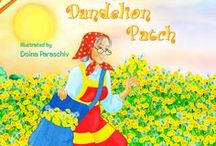 THE DANDELION PATCH / When Yolanda Riggins discovers that the government plans to build a new highway through her beloved dandelion patch, she rises up in protest and asserts her God-given right to private ownership of property. Will she succeed against all odds to save her dandelion patch? Will tact, truth, and tough love win the day for Yolanda and the children who love her? Read this delightful book to find out.