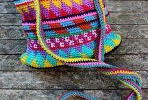 DIY Handtaschen Taschen Bags / Tasche Handtasche Korb  diy #diy #tasche bag basket beach bag nähen häkeln filzen stricken