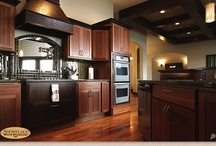 Kitchen Inspirations / The Heart of the Home.
