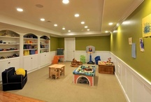 """Kids' space /   """"Only where children gather is there any real chance of fun."""" - Mignon McLaughlin, journalist and author"""