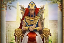 Cradle of Egypt / Casual Match-3 Game