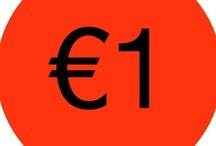 Alle items van € 1