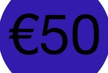 Alle items van € 50