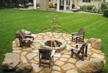 Outdoor Space / by Sheena Edwards (Miller)