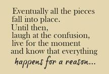 Words of wisdom / by Sheena Edwards (Miller)