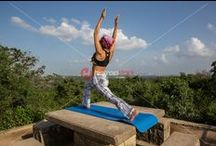Yoga Practice in Austin, Texas - Photo Image Gallery / Austin is the hottest Yoga city in the country with more studios and instructors than any other city.
