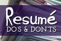 Resumes / by UTSA CSPD (Center for Student Professional Development)