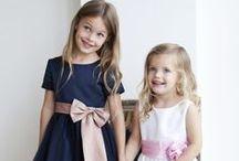 big dresses for little girls / www.lapetitesuzette.com