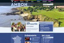 Mairies / 56 / Les plus belles références Mairies de Creasit dans le Morbihan (56). / by Creasit