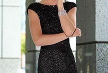 little black dress............