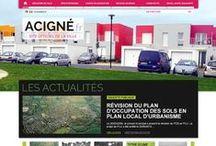 Mairies / 35 / Les plus belles références Mairies de Creasit en Ille-et-Vilaine (35). / by Creasit