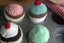 Knit and Crochet / Knitted Projects / by Holly Davis