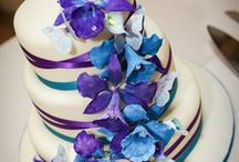 Wedding Cakes / Yummy wedding cakes!
