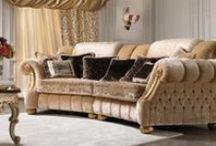 """ EPOCA DUE"" by Ravasi Salotti / Arredamento Classico Luxury ""EPOCA DUE"""