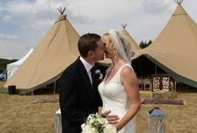 Wedding Country Teepee