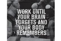 INSPIRATIONAL QUOTES / WORKOUT INSPIRATION AND KEEP MOVING FORWARD MOTIVATON