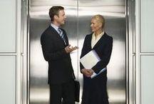 Elevator Speech / Information about elevator speech/pitch / by UTSA CSPD (Center for Student Professional Development)