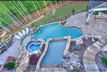 Pools / Develop a one of a kind paradise at your home. Sugar Hill works with only world class craftsman to bring you a one of a kind pool build experience