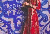 Ethnic・Bohemian・Fashion  エスニックファッション
