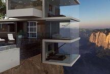 Architectural wow / Impressive architectural impressions