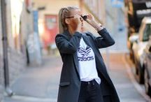 FASHION / All things fashion, street style and clothing inspiration.