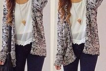 Fashion / Beautiful clothing and outfits