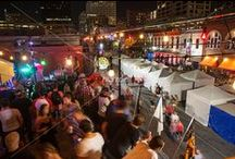 Austin Rooftop Bars / Austin's numerous Rooftop Bars add a cool element which elevates the city's energetic nightlife.