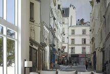 Tapete / Einrichtung/Wandgestaltung
