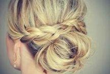 Hair Styles / by Emily McLaughlin
