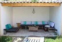 Jardins féeriques, jardins naturels, du bonheur dans nos jardins. / by loulous party & co