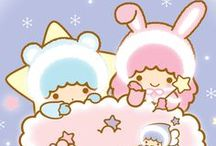Little Twin Stars / sono adorabili!!!^_^