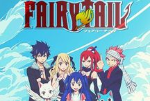 Fairy Tail / by Shelby Mustang