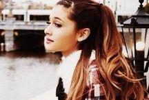 Ariana Grande / by Grace Bello