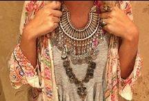 Boho - styles I like