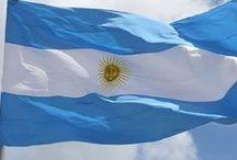 ARGENTINA / Argentina.... mi Patria querida! / by Silvia G. Arambarri