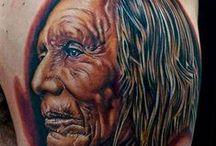 Native Tats / by RickG...