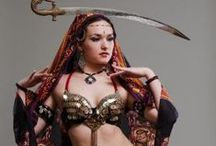 Bellydance / Outfits, accessories, shoes and other stuff