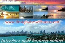 Image editing for websites / Banners and beautiful image editing for building websites, more at http://www.designsiteswithseo.com