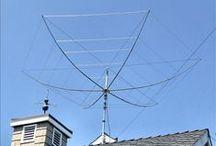 Ham Radio / Amateur Radio. My call sign is KE3VIN.