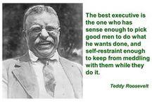 Leadership / Things that inspire greater leadership.